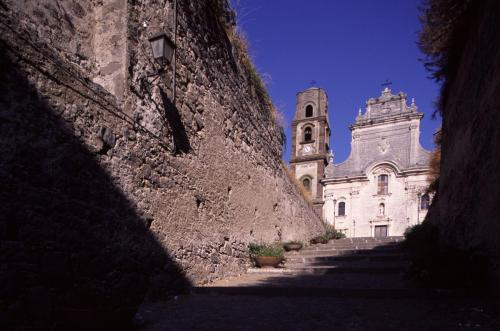 Eolie Island, Sicily, ITALY: Lipari - the Cathedral