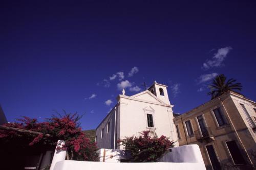 Eolie Islands, Sicily, Italy: Salina - a corner at Salina Marina